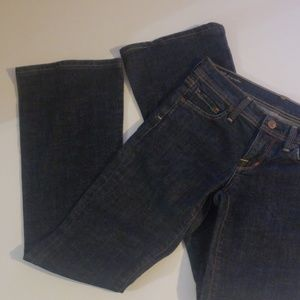 CITIZENS OF HUMANITY DARKWASH JEANS